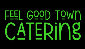 Feel Good Town Catering logo