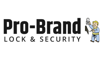 Pro-Brand Lock & Security logo