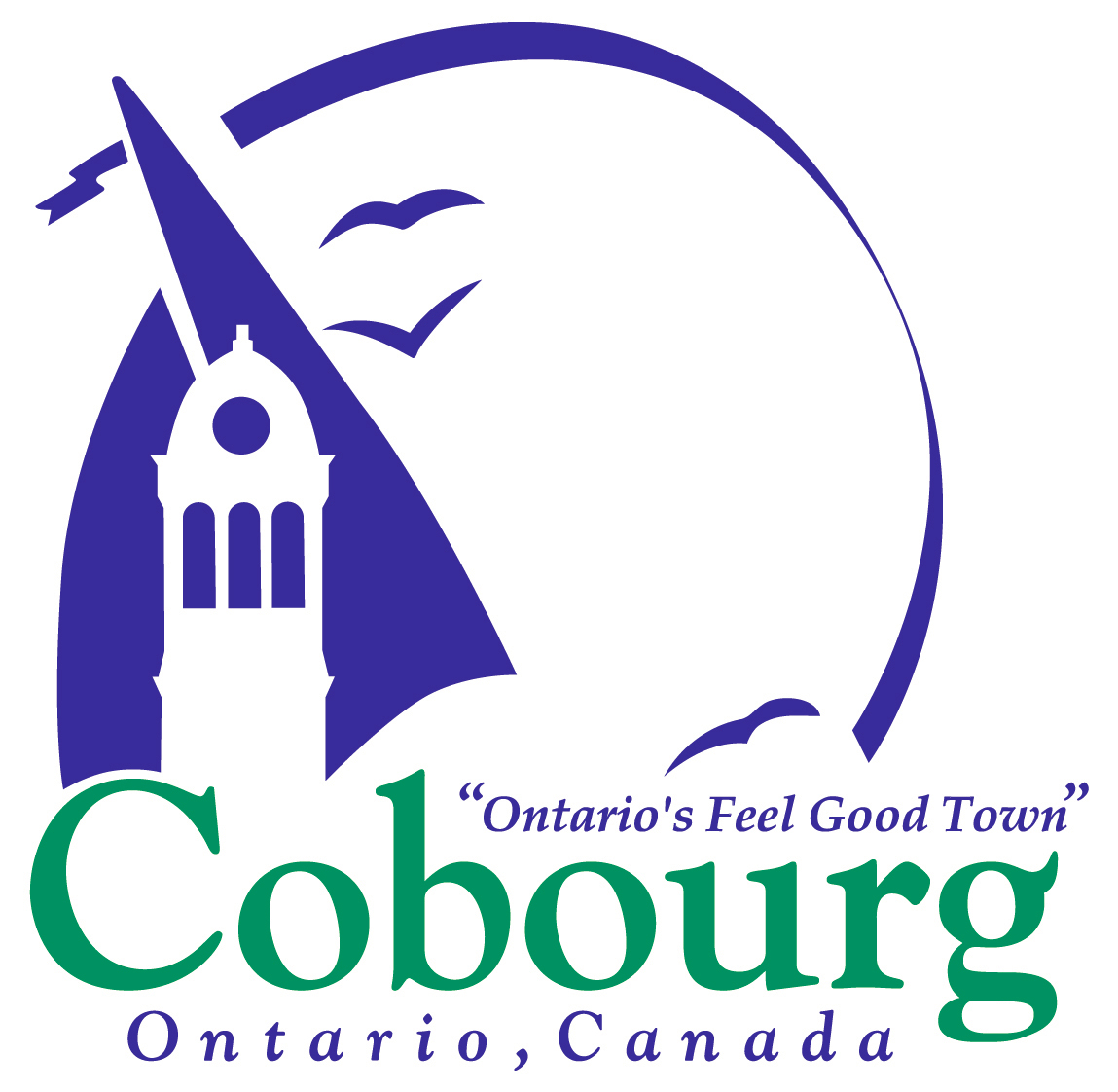Town of Cobourg Economic Development Office logo