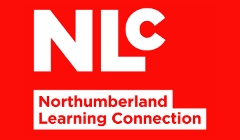 Northumberland Learning Connection (NLC) logo