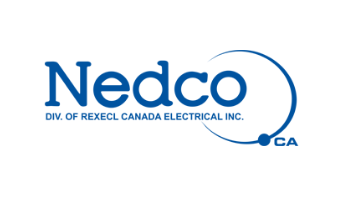 Nedco (Division of Rexel Canada Electrical Inc.) logo